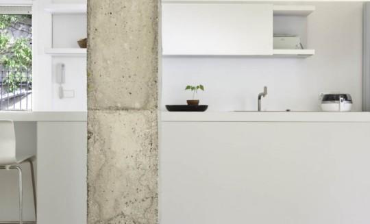 Cocina Reforma Integral piso Bonanova