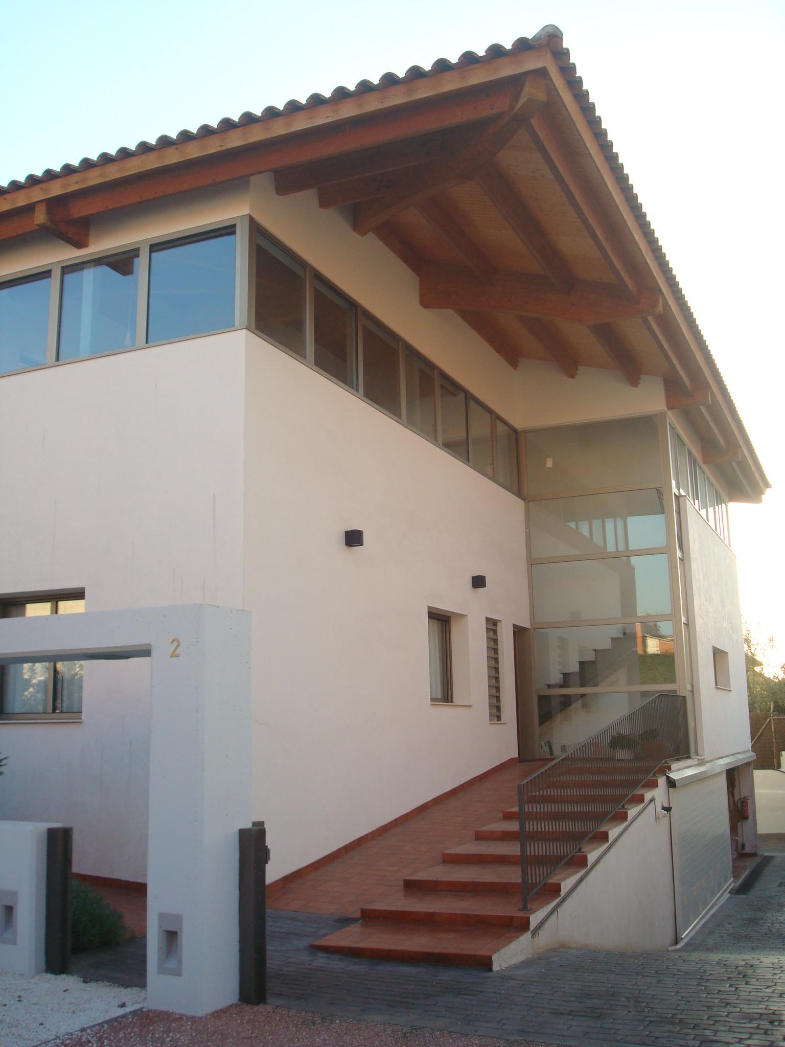 Construcción del complejo Mirasol en Sant Cugat del Vallés